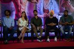Alia Bhatt, Shahid Kapoor, Diljit Dosanjh, Anurag Kashyap at the Press Conference of Udta Punjab in J W Marriott on 14th June 2016 (76)_5760452c94d87.JPG