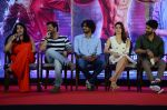 Alia Bhatt, Shahid Kapoor,Ekta Kapoor, Vikas Bahl at the Press Conference of Udta Punjab in J W Marriott on 14th June 2016