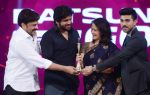 Chiranjeevi at CINEMAA AWARDS red carpet on 13th June 2016