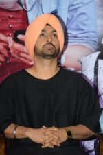 Diljit Dosanjh at the Press Conference of Udta Punjab in J W Marriott on 14th June 2016
