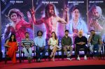 Diljit Dosanjh, Anurag Kashyap, Ekta Kapoor, Vikas Bahl at the Press Conference of Udta Punjab in J W Marriott on 14th June 2016