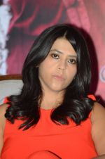 Ekta Kapoor at the Press Conference of Udta Punjab in J W Marriott on 14th June 2016
