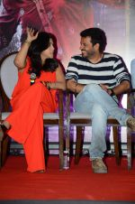 Ekta Kapoor, Vikas Bahl at the Press Conference of Udta Punjab in J W Marriott on 14th June 2016