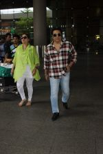 Govinda snapped at airport on 13th June 2016