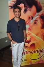 Gulshan Devaiya promote the film Junooniyat on 13th June 2016