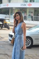 Karishma Tanna snapped outside a spa in juhu on 14th June 2016