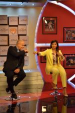 Neetu Chandra promote NBA in India on 14th June 2016