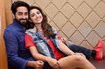 Parineeti Chopra and Ayushmann Khurrana in the still from movie Meri Pyaari Bindu_575faeb096659.jpg