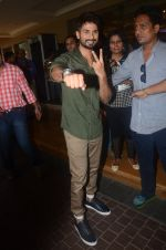 Shahid Kapoor at the Press Conference of Udta Punjab in J W Marriott on 14th June 2016