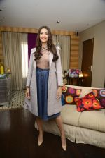 Sonam Kapoor on the sets of Tara Sharma show on 14th June 2016