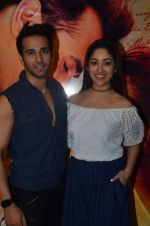 Yami Gautam and Pulkit Samrat promote the film Junooniyat on 13th June 2016