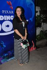 Gauri Tonk at Finding Dory screening in Mumbai on 14th June 2016
