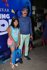Jamnadas Majethia at Finding Dory screening in Mumbai on 14th June 2016 (26)_5760d9a9393c1.JPG