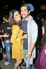 Kishwar Merchant with Suyyash Rai at Sana Khan