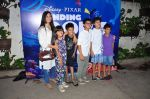 Maria Goretti at Finding Dory screening in Mumbai on 14th June 2016
