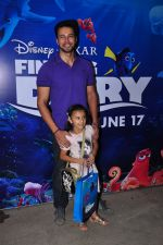 Rajneesh Duggal at Finding Dory screening in Mumbai on 14th June 2016