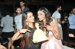 Sana Khan with Tia Bajpai at Sana Khan