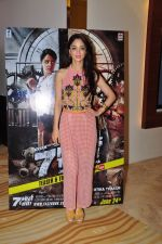 Sandeepa Dhar at the screening of 7 Hours To Go on 14th June 2016