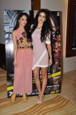 Sandeepa Dhar, Natasa Stankovic at the screening of 7 Hours To Go on 14th June 2016 (16)_5760d94d1503e.JPG