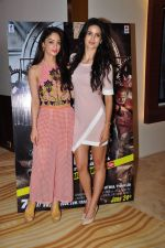 Sandeepa Dhar, Natasa Stankovic at the screening of 7 Hours To Go on 14th June 2016 (18)_5760d94dddd28.JPG
