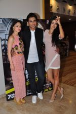 Sandeepa Dhar, Shiv Pandit, Natasa Stankovic at the screening of 7 Hours To Go on 14th June 2016 (38)_5760d95027ad0.JPG