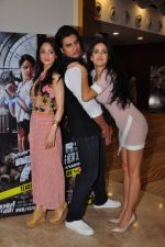 Sandeepa Dhar, Shiv Pandit, Natasa Stankovic at the screening of 7 Hours To Go on 14th June 2016 (36)_5760d922895e8.JPG