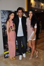 Sandeepa Dhar, Shiv Pandit, Natasa Stankovic at the screening of 7 Hours To Go on 14th June 2016 (39)_5760d8feef7a0.JPG