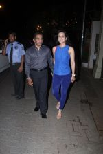 Tulip Joshi, Vinod Nair snapped at Corner House in Bandra on 14th June 2016 (6)_5760da151eb8f.JPG