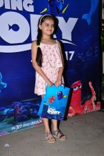 at Finding Dory screening in Mumbai on 14th June 2016