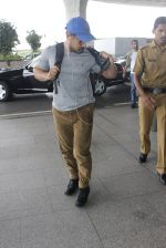 Aamir Khan snapped at airport on 15th June 2016
