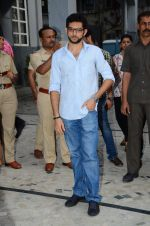 Aditya Thackeray at Neerja Bhanot tribute event at a school on 15th June 2016