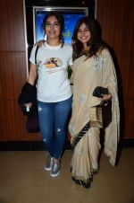 Bhumi Pednekar at Dhanak screening in Mumbai on 15th June 2016