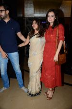 Dia Mirza, Sahil Sangha at Dhanak screening in Mumbai on 15th June 2016