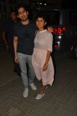 Kiran Rao, Ayan Mukerji snapped in Mumbai on 15th June 2016