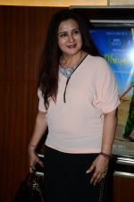 Poonam Dhillon at Dhanak screening in Mumbai on 15th June 2016