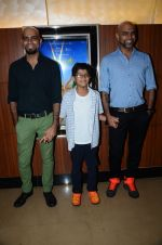 Raghu Ram, Rajiv Laxman at Dhanak screening in Mumbai on 15th June 2016