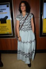 Sandhya Mridul at Dhanak screening in Mumbai on 15th June 2016