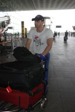 Sohail Khan snapped at airport on 15th June 2016 (3)_576217f1629b1.JPG