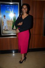 Tannishtha Chatterjee at Dhanak screening in Mumbai on 15th June 2016