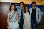 Vivek Oberoi, Suchitra Pillai, Nagesh Kukunoor, Sandhya Mridul at Dhanak screening in Mumbai on 15th June 2016