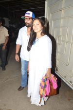 Arshad Warsi, Maria Goretti at Udta Punjab screening in Sunny Super Sound on 16th June 2016 (43)_5763a0e934af5.JPG