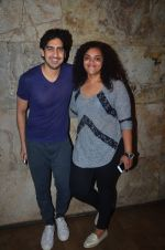 Ayan Mukerji at Udta Punjab screening hosted by Alia Bhatt in Lightbox on 16th June 2016