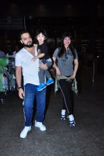 Ayesha Takia returns from vacation on 16th June 2016 (8)_576397be48cb6.JPG