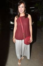 Dia Mirza at Udta Punjab screening in Sunny Super Sound on 16th June 2016