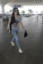 Mawra Hocane snapped at airport on 16th June 2016