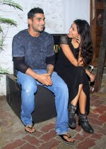 Prateik Babbar snapped post dinner in Bandra on 16th June 2016