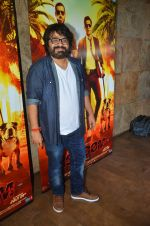 Pritam Chakraborty at song launch from movie Dishoom in Mumbai on 16th June 2016 (35)_576397297dbd8.JPG