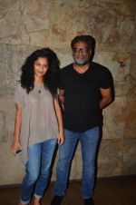 R Balki, Gauri Shinde at Udta Punjab screening hosted by Alia Bhatt in Lightbox on 16th June 2016 (28)_5763a76a9f183.JPG
