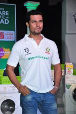 Randeep Hooda promotes for Ariel on 16th June 2016