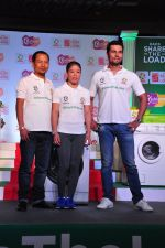 Randeep Hooda, Mary Kom promotes for Ariel on 16th June 2016